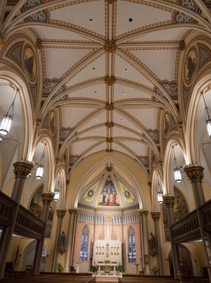 St. Peter the Apostle University & Community Parish in New Brunswick will celebrate its renovations during a Mass of Thanksgiving at 11 a.m. Sunday, Nov. 19.