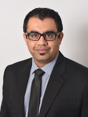 Habib Khan, M.D., vascular surgeon, joins the medical staff at Riverview Medical Center in Red Bank, NJ.