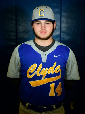 Mikey Haynes struck out 13 for the shutout on the mound Monday against Norwalk.