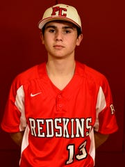 Jaxon Martinez is a sophomore with varsity experience at several positions.