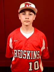 Freshman second baseman Braeden George is among Port Clinton's newcomers.