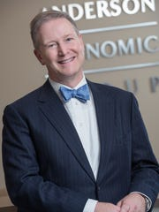 Patrick Anderson of Anderson Economic Group