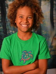 10 year old Levi Draheim of Satellite Beach is trying  to save the world - literally. He is one of 21youth plaintiffs suing the federal government for violating their constitutional right to a clean, sustainable living planet.