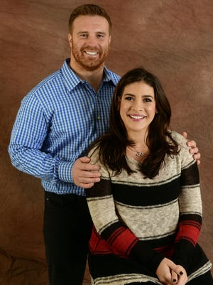 John and Lindsey Kuhn support House of Hope year round.