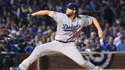 Dodgers pitcher Clayton Kershaw is set to face the