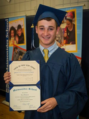 Ezra Schwartz, 18, of Sharon, Massachusetts, was killed in Israel last week.