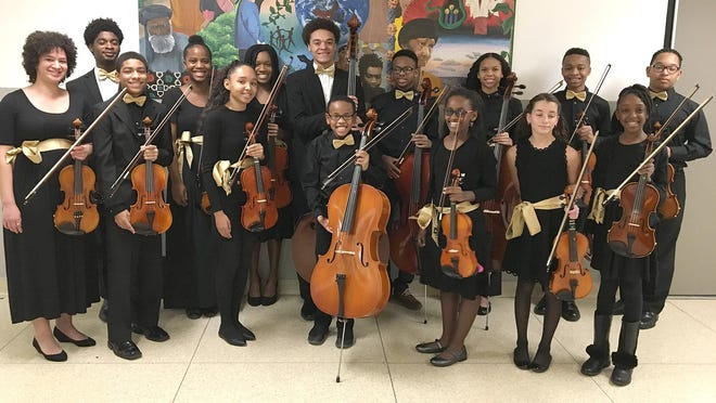 The Hudson Valley Ebony Strings Ensemble will be giving a free concert at The Cornwall Public Library on Feb. 9.