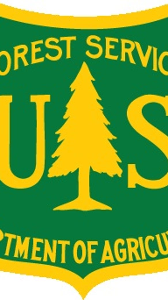 The Asheville office of the U.S. Forest Service will