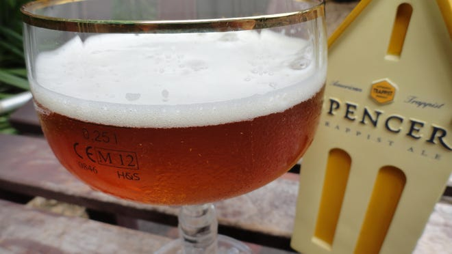 Spencer Trappist Ale.