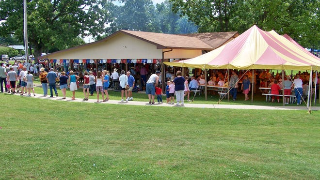 Gassville in the Park is on tap Saturday with vendors, music, a parade and more.