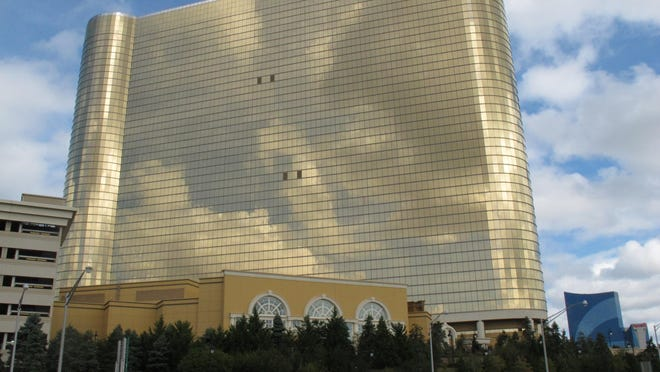 The Borgata in Atlantic City says it began providing panic buttons to its workers earlier this year.