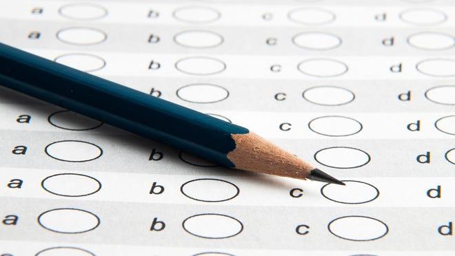State testing begins this week.