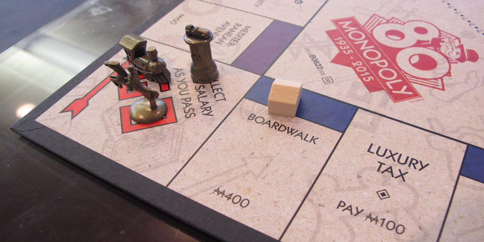 80 years later, how would Atlantic City-based Monopoly look?