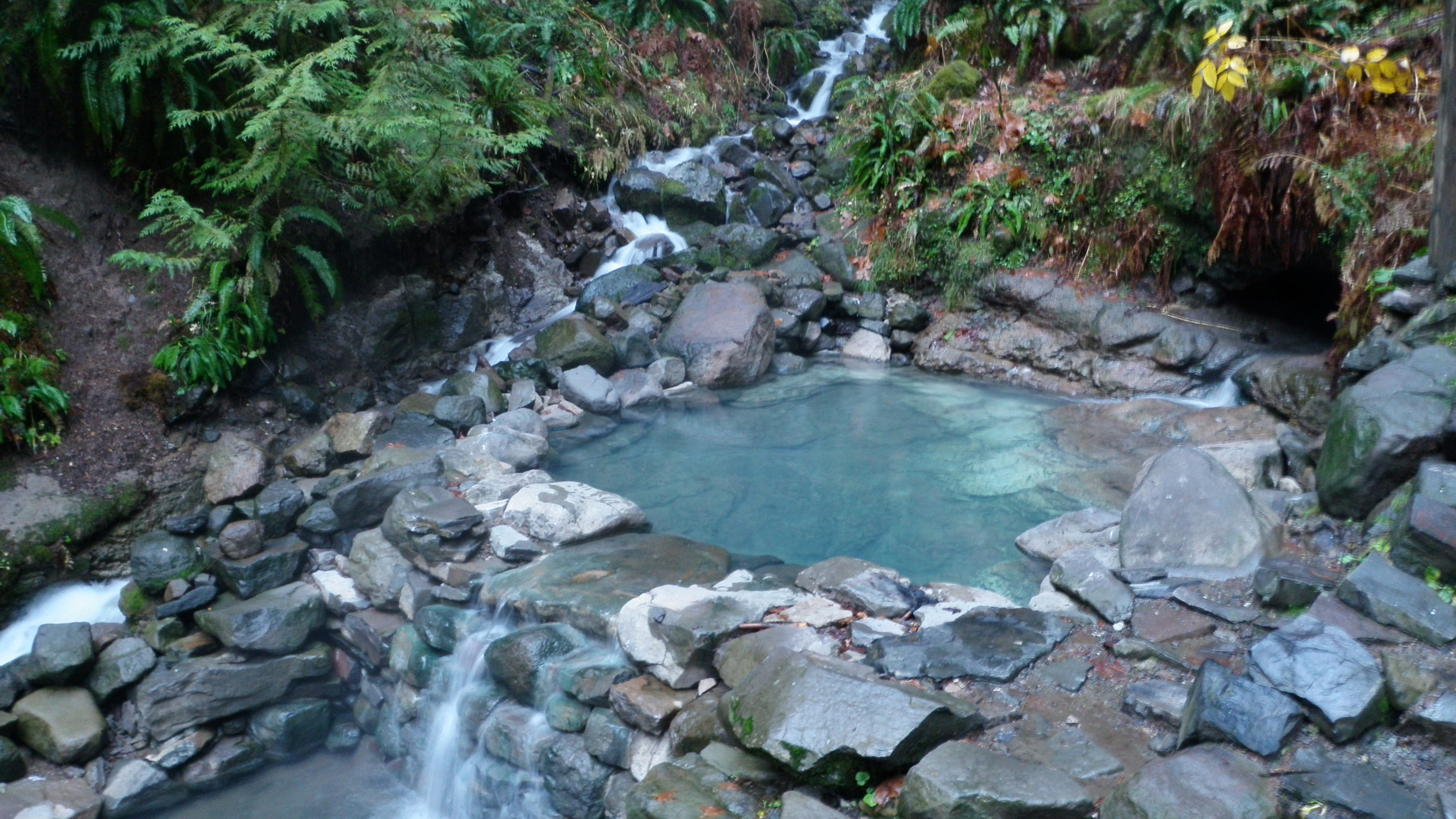 The 8 Best Hot Springs In Western Oregon