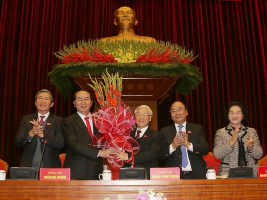 Vietnam chooses stay-the-course leader over more reform-minded challenger