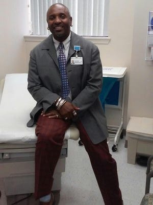 Dr. Christopher Richardson