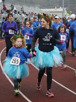 The YWCA York offers the Girls on the Run program.