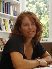 U of L history Professor Tracy K'Meyer