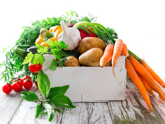 CSAs offer shares so consumers can pick up fresh produce and other items near their homes during the growing season. They have picked up in popularity in the region in recent years.