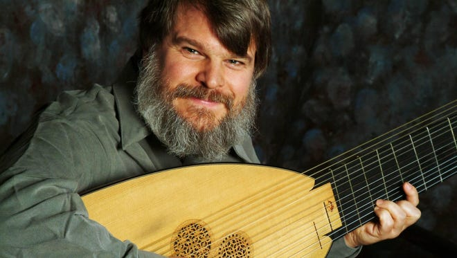 Lute player Paul O'Dette performs two concerts with NYS Baroque this weekend.