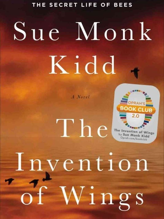 WDH 0711 Top 5 Books Invention of Wings.jpg