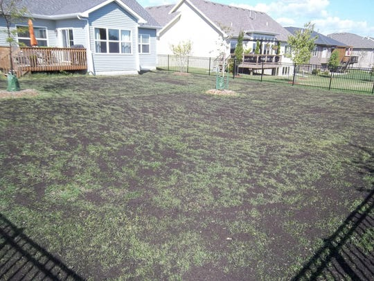 Do New Yards Have Enough Topsoil