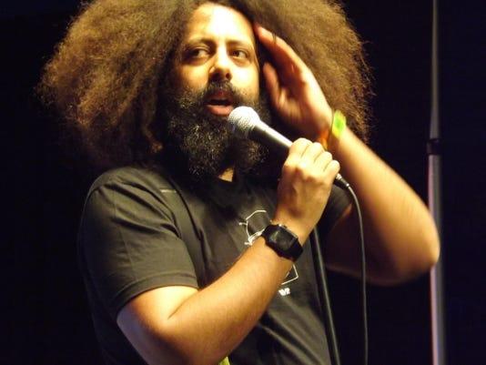 Reggie Watts 1