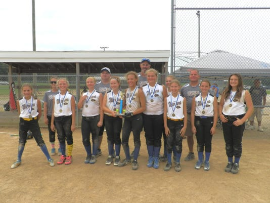 Ontario youth softball