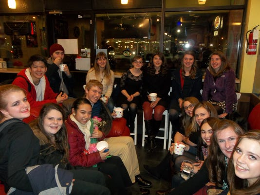 bath high school support friends in Greater Lansing Ballet Nutcracker.JPG