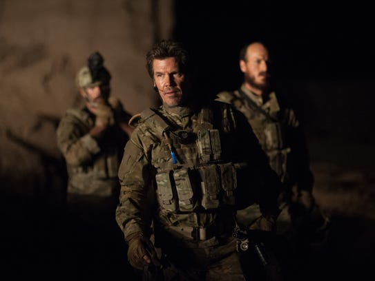 Josh Brolin stars as 'Matt Graver' in Sicario.