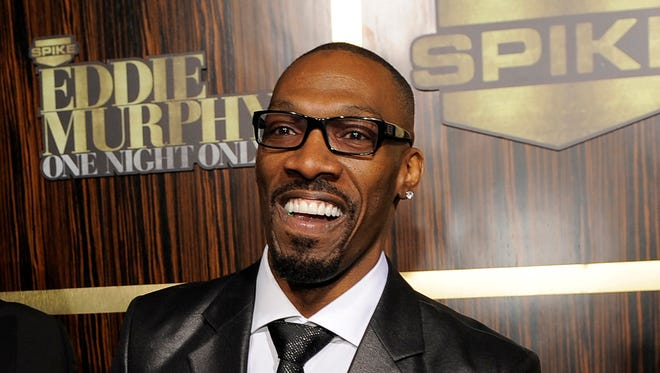 """FILE- In this Nov. 3, 2012 file photo, comedian Charlie Murphy appears at """"Eddie Murphy: One Night Only,"""" a celebration of Murphy's career in Beverly Hills, Calif."""