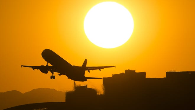 The principal boosters of a plan to privatize air traffic control are most of the major airlines.