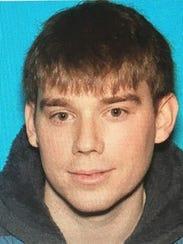 Travis Reinking, 29, of Morton, Illinois, was being