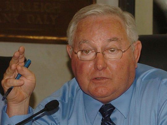 Bill Fontenot, former Louisiana Department of Transportation