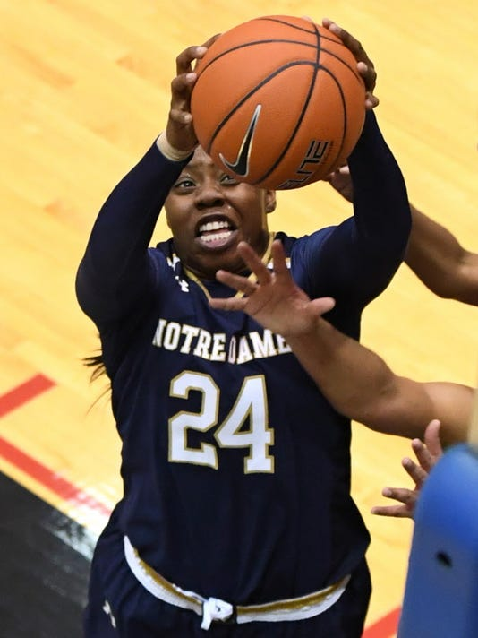 USP NCAA WOMENS BASKETBALL: NOTRE DAME AT DEPAUL S BKW USA IL