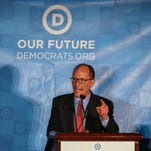 Democrats elect Tom Perez, former Labor secretary, as new party leader