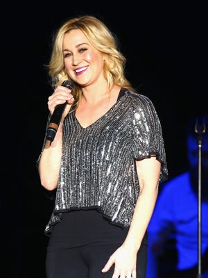 """Country singer Kellie Pickler, who is also half of the co-hosting team of TV talk show """"PIckler & Ben,"""" will perform May 27 at Celebrate De Pere."""
