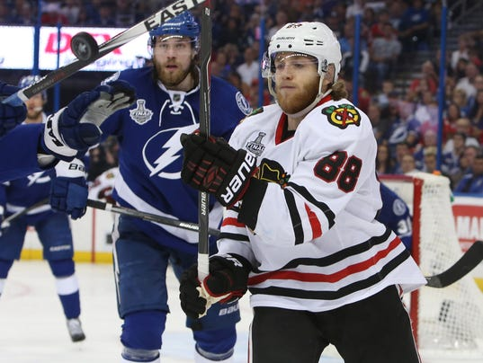 Stanley Cup Final Is Far From Over