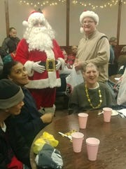 The South Plainfield Knights of Columbus held their annual Keystone Residents Christmas Party on Dec. 20.