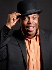 """Michael Winslow appeared in """"Spaceballs,"""" the """"Police Academy"""" movies and that one Geico commercial. He'll be at the Space Coast Nerd Fest in Melbourne."""
