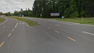 A 58-year-old Jacksonville man was killed early Tuesday morning when his van was struck by a semi truck, troopers said.