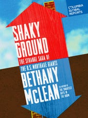 """Shaky Ground"" was written by Bethany McLean."