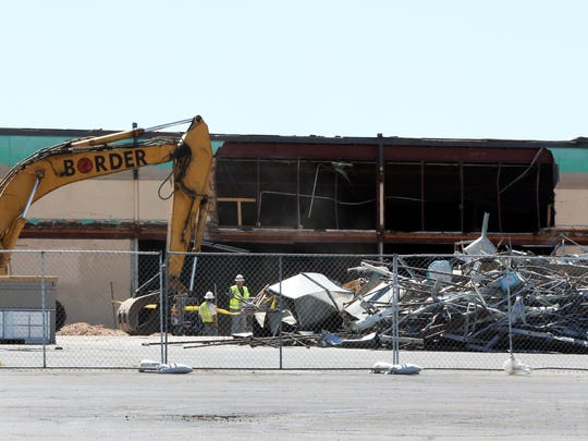 A former Kmart store at McRae Boulevard and Interstate 10 in East El Paso is being renovated to become a 100,000-square-foot At Home decor superstore. The Dallas-area chain operates 133 stores in 32 states.