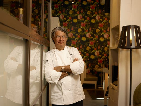Kim Canteenwalla helped develop the restaurants and