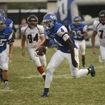 Tyree Henry (pictured) and Stephen Decatur lead the way in the Bayside South through Week Five.
