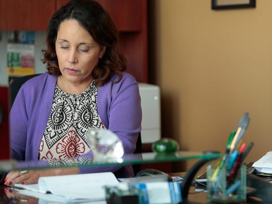 Psychologist Susan Wilson helped Ryan O'Callaghan deal