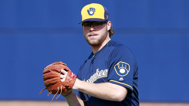 Minor-league pitcher Corbin Burnes, a fourth-round pick by the Brewers in 2016, could see time in the major leagues soon.
