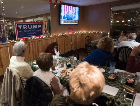 Trump Watch Party