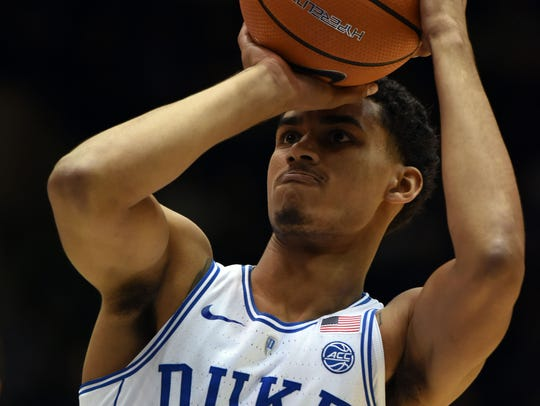 Former Duke forward Jordan Tucker will be eligible for Butler mid season.