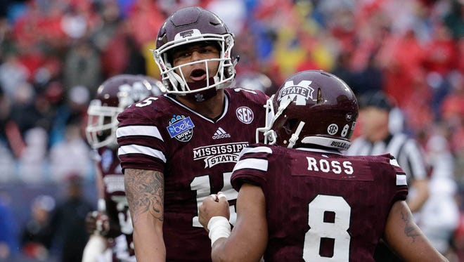 Former Mississippi State quarterback Dak Prescott helped the program become extremely successful in the red zone.